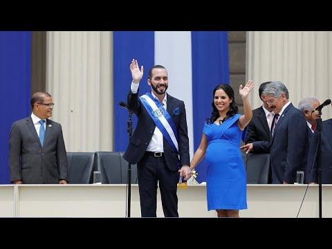 Ελ Σαλβαδόρ: Ορκίστηκε Πρόεδρος ο Ναγίμπ Μπουκέλε
