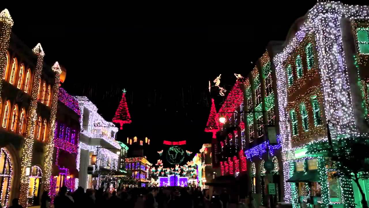 Osborne Family Spectacle of Dancing Lights 2009 - Parade of the Wooden Soldiers