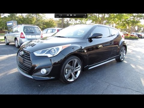 2013 Hyundai Veloster Turbo In-Depth Review