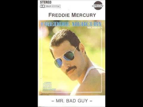 Freddie Mercury - Man Made Paradise (Original Audio Cassette 1985)