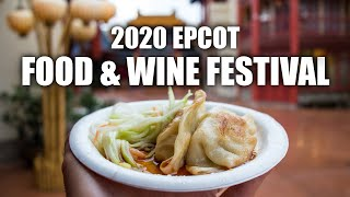 Taste Of EPCOT International Food And Wine Festival 2020 (NOW OPEN) | Walt Disney World