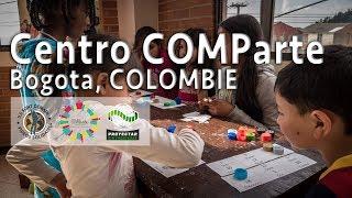 Centro COMParte, pour la culture d'une paix durable, Bogota - Colombie. (#015)