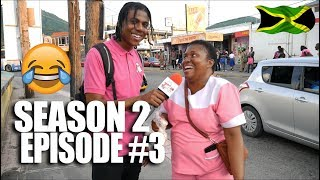 Trick Questions In Jamaica Episode 3 SE2 [PAPINE]