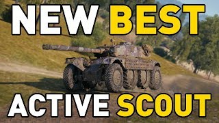 The BEST Active Scout in World of Tanks?