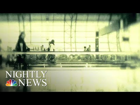 Detroit Airport Now Allows Visitors Past Security For First Time Since 9/11 | NBC Nightly News