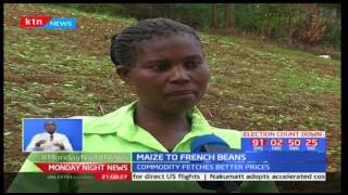 Kitale farmers resort to horticulture in search of better returns