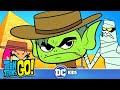Teen Titans Go! | Mummy Fight! | DC Kids