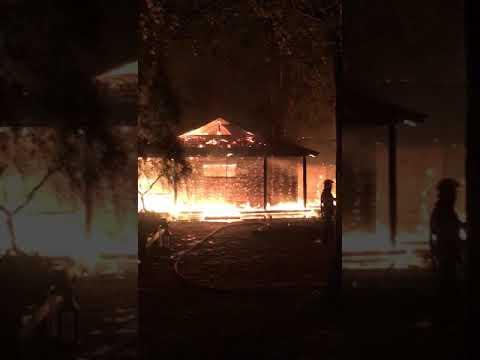 Екс-глава НБУ Гонтарева заявила про спалення її будинку під Києвом