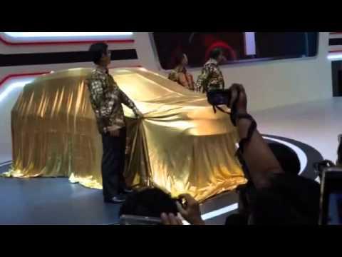 Honda BR-V Debut Perdana di GIIAS 2015