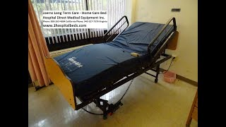 Joerns Home Care Long Term Care Bed