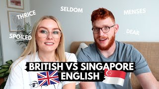 10 'Unusual' Old English Words Commonly Used In Singapore!