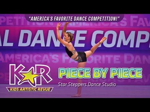 """Piece By Piece"" from Star Steppers Dance Studio"