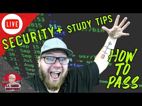 My Tips for Passing CompTIA Security+ SY0-501 - YouTube