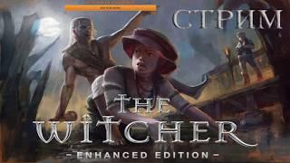The Witcher: Rise of the White Wolf. СТРИМ-ПРОХОЖДЕНИЕ. Мах сложность. №10