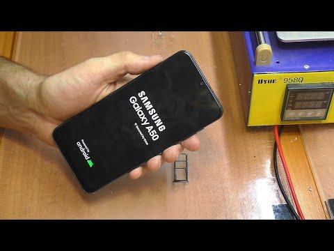 ОТКАЗАЛИ В ГАРАНТИИ | Samsung A50 2019 (A505FM) / Плохо ловит сеть