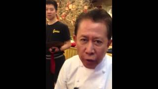 Chef Martin Yan has a special message for Houston Foodie Friends