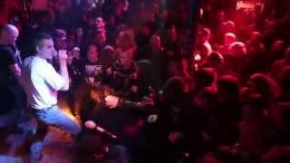 Toxoplasma - ZackZackZack - Live - AJZ-Erfurt 14.11.2014