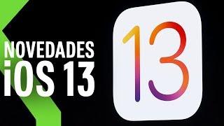 iOS 13: TODAS las NOVEDADES del nuevo SISTEMA OPERATIVO