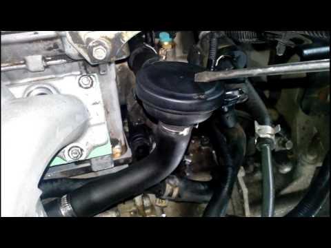 Замена передней опоры двигателя на чери амулет