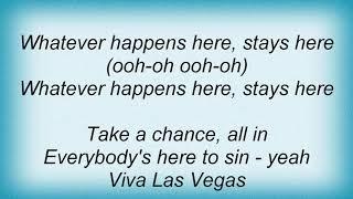 Aqua - Viva Las Vegas Lyrics