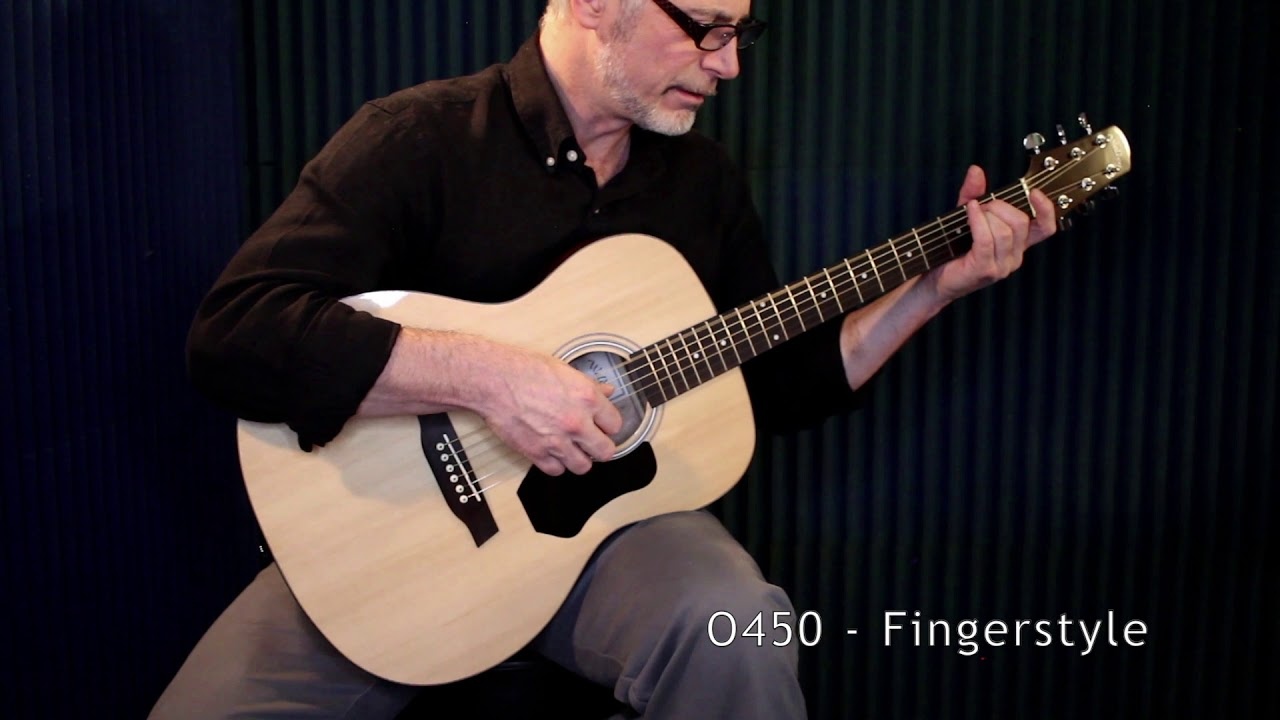 O450 - Sound Clip: Fingerstyle
