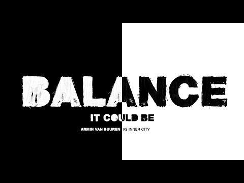 Armin van Buuren vs Inner City - It Could Be (Lyric Video)
