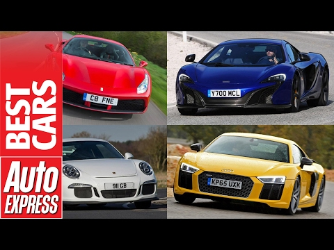 Best Supercars To Buy 2017