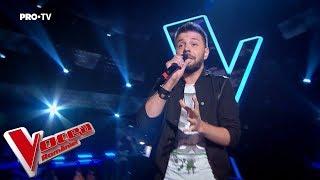 Bogdan Ioan - Earth Song | Auditiile pe nevazute | Vocea Romaniei 2018
