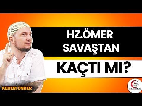 Mustafa İslamoğlu vs Kerem Önder - Hazreti Ömer Savaştan Kaçtı mı?