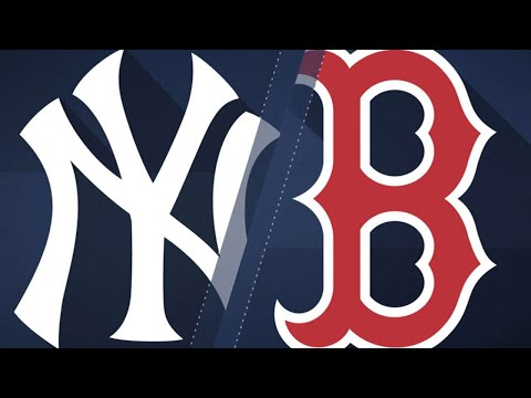 8/19/17: Austin, T. Frazier lead Yanks past Red Sox