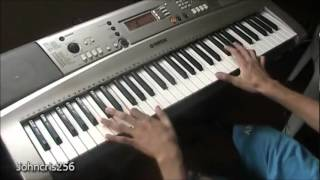 Acel Bisa - One Love (Piano Cover).wmv