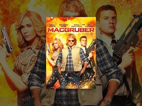 MAcGruber (Película parodia de MacGyver)