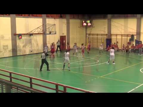 Preview video Serie B:Varese - Gavirate 52-48