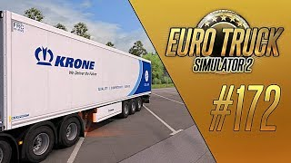 НОВАЯ ГРАФИКА И KRONE TRAILER PACK - Euro Truck Simulator 2 (1.32.3.4s) [#172]