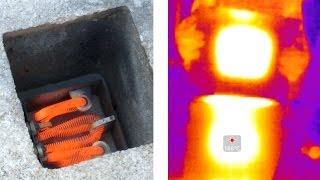 DIY simple electric furnace / kiln from free parts - Video Youtube