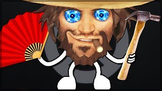 BEST HIGH NOON EVER - Overwatch Shenanigans Challenge! (Can YOU Do It?)