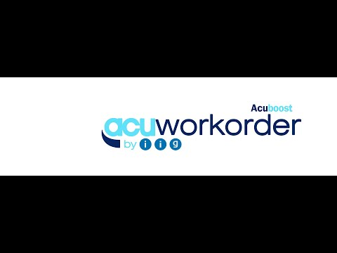 Work Order Processing For Acumatica