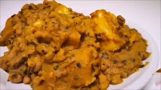 How To Cook Yam Porridge With Beans   Yummy Food