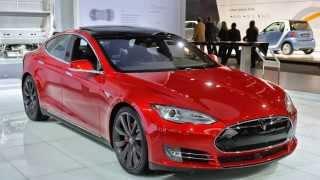 Review: Tesla Model S P85D best green car of 2015