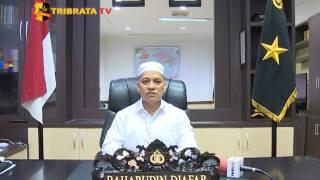 Brigjen Pol. Drs. Baharudin Djafar Mengucapkan Selamat Idul Fitri 1438 H