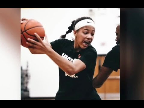 12-year-old daughter of U-M sports administrator gets full ride basketball scholarship to Ohio State
