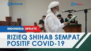 Rizieq Shihab Akui Dokter RS Ummi Tak Terbuka: Saya Nggak Dikasih Tahu Kalau Positif Covid-19