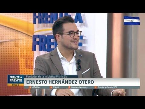 Frente a Frente – Ernesto Hernandez Otero – Septiembre 2019