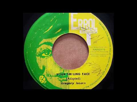 GREGORY ISAACS – Your Smiling Face [1973]