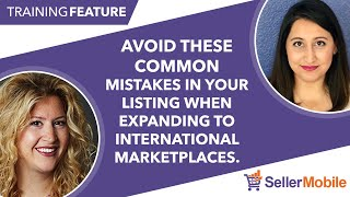 Mistakes to Avoid When Expanding to International Marketplaces
