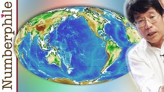 Earthquakes, Circles and Spheres - Numberphile