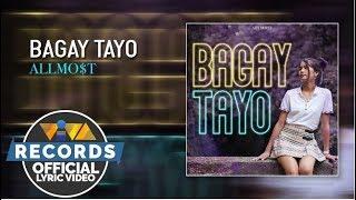 Bagay Tayo - ALLMO$T (Official Lyric Video)