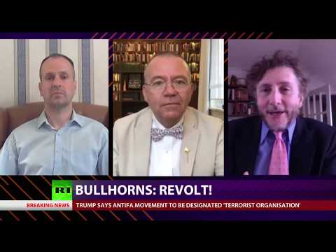 CrossTalk Bullhorns | QUARANTINE EDITION | Revolt!