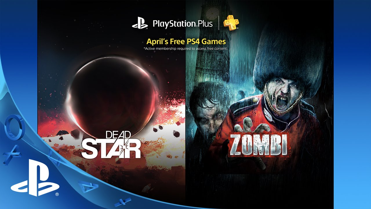 PlayStation Plus: Free Games for April 2016