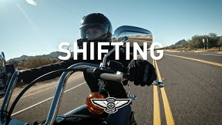 How To Shift